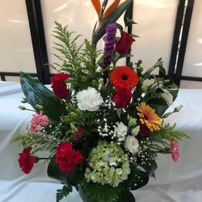 25th anniversary bouquet