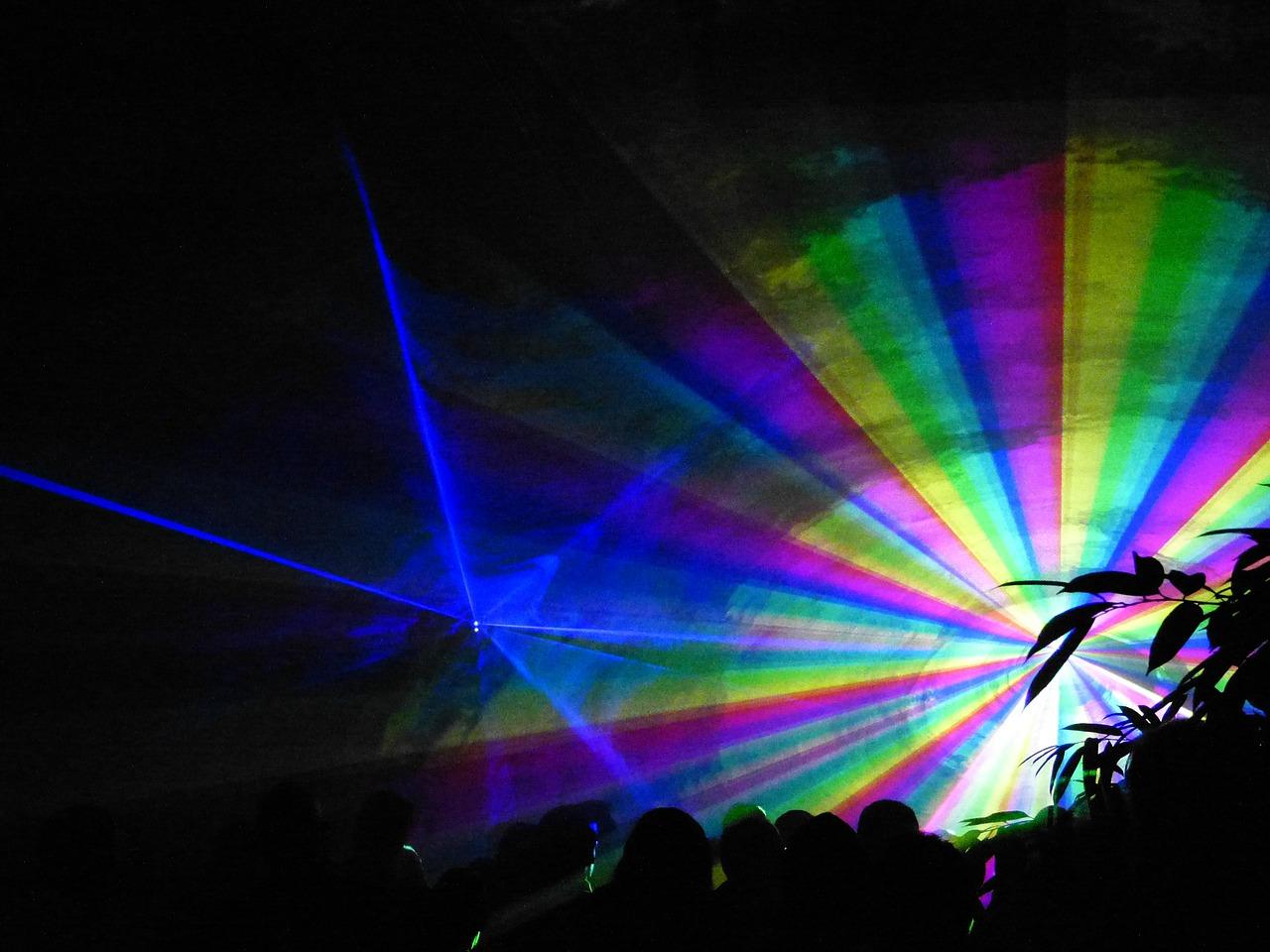 Effets laser ©CR