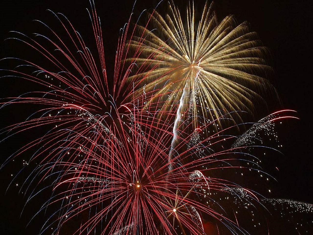 fireworks ©CR