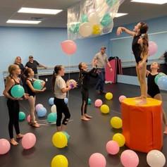 Dance Birthday Party