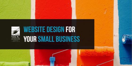 Website Design at the AKSBDC