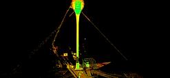 topografía termosolar