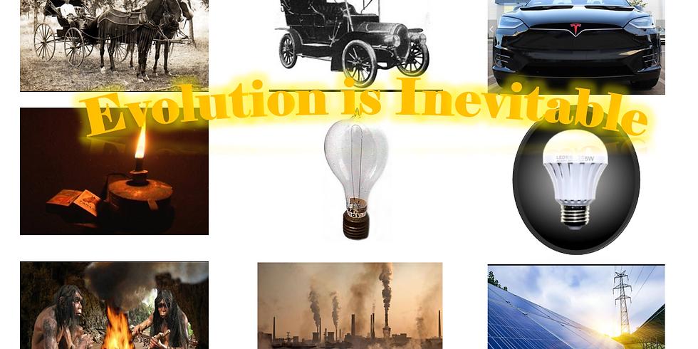 Evolution of Energy Solar Awareness Event ONLINE