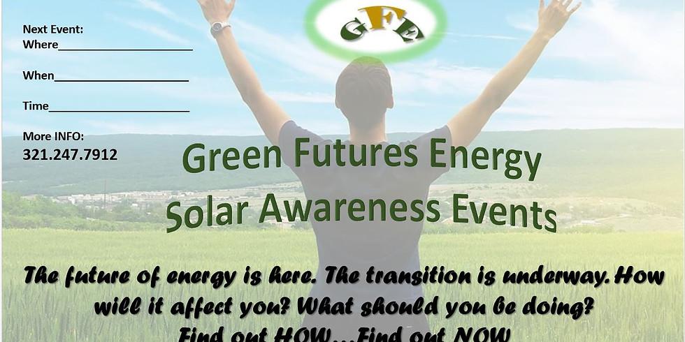 Solar Awareness Events