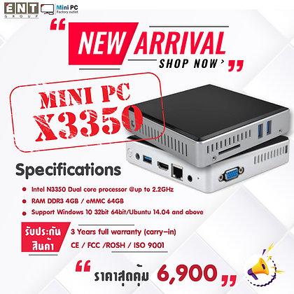 Mini PC X3350