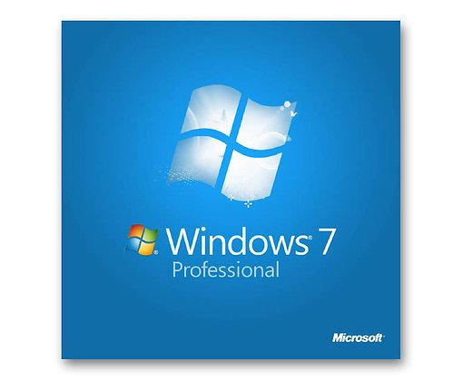 Windows 7 Pro OEM (Sticker)