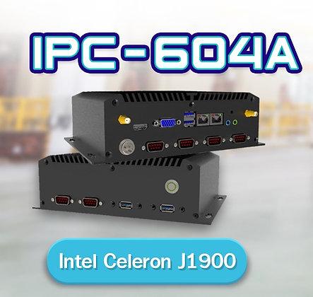 IPC-604A Celeron J1900 ( Ram4GB/SSD128GB )