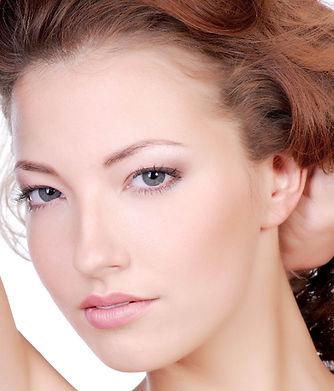 Dauerhafte Haarentfernung Gesicht Damen