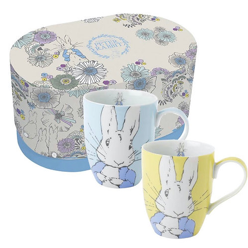 Gift - Peter Rabbit Mugs