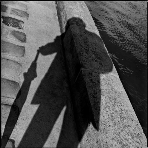 Ombre au parapluie - 1982