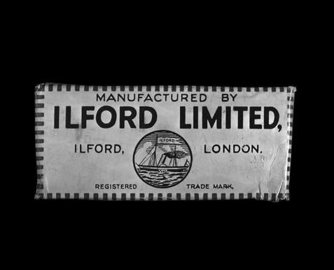 Pellicule Ilford