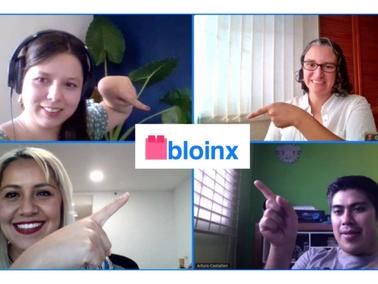 Bloinx: Saving money with Tandas via blockchain technology
