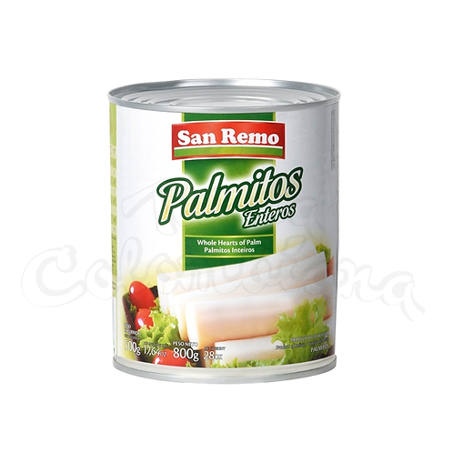 Palmitos argentinos in NZ - Hearts Of Palm