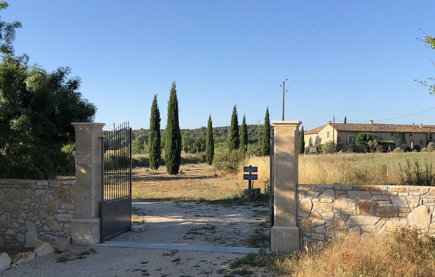 Bastide de Lussan