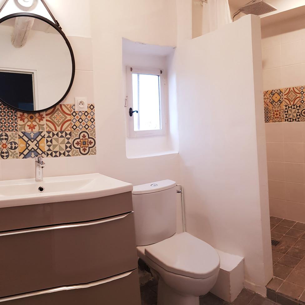 salles de douche uzès