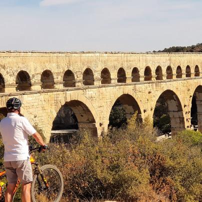 Le Pont du Gard, le pont romain le plus haut du monde