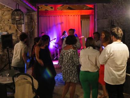 fête du 18 Août 2017 à Bastide de Lussan