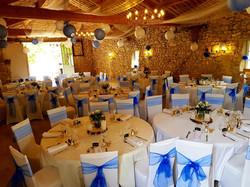 Bastide de Lussan mariage