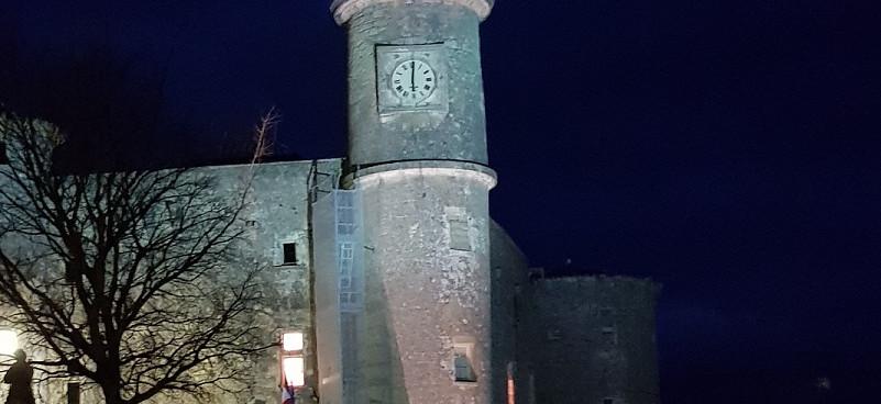 La Nouvelle Année à la Bastide de Lussan