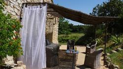 Moment romantique Bastide de Lussan