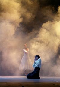 Giselle, chorégraphie de Sylvie Guillem, 2001 ©Teatro alla Scala