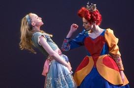 LE REVE D'ALICE, Ballet de l'opéra du Rhin - Chorégraphie Olivier Chanut ©DR