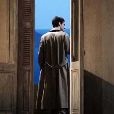 Phèdre, mis en scène de Michael Marmarinos, 2013, Comédie française ©B.Enguérand