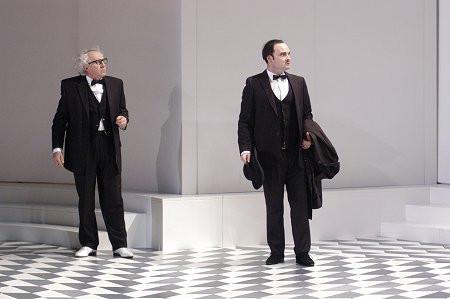 Les Amoureux (Goldoni), mis en scène de Gloria Paris, 2008 ©Pidz