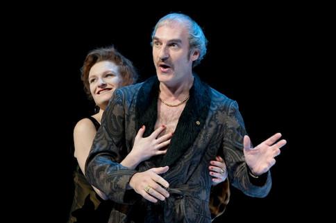 LE SONGE D'UNE NUIT D'ETE, mis en scène par Muriel Mayette-Holtz à la Comédie française, 2014 ©B.Enguérand