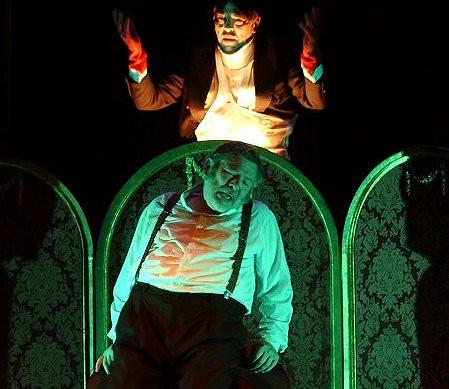 Le Malade imaginaire, mis en scène par Nicolas Briançon, 2004 ©BM Palazon