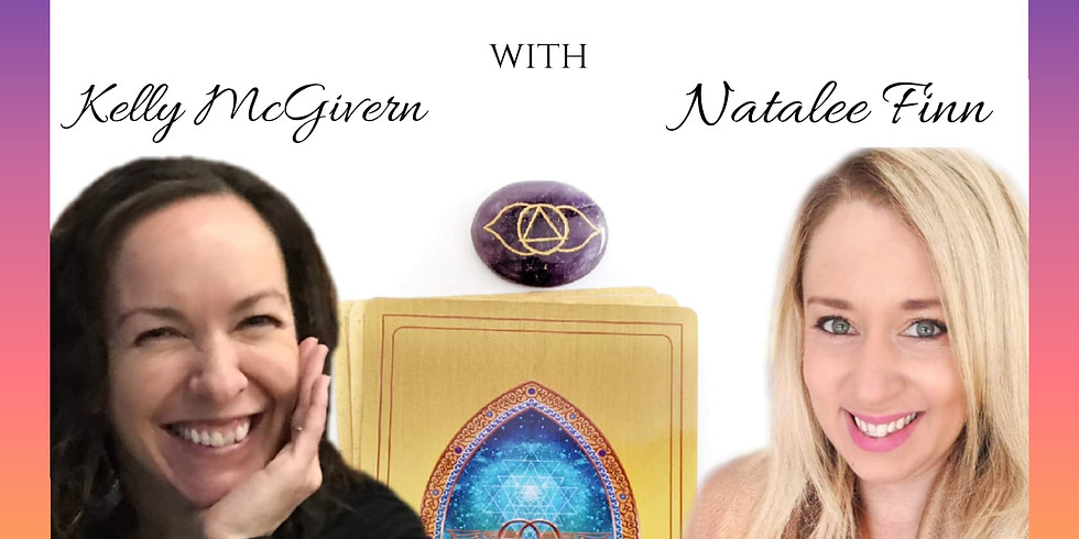 An Evening of Intuitive Connections with Natalee Finn and Kelly McGivern