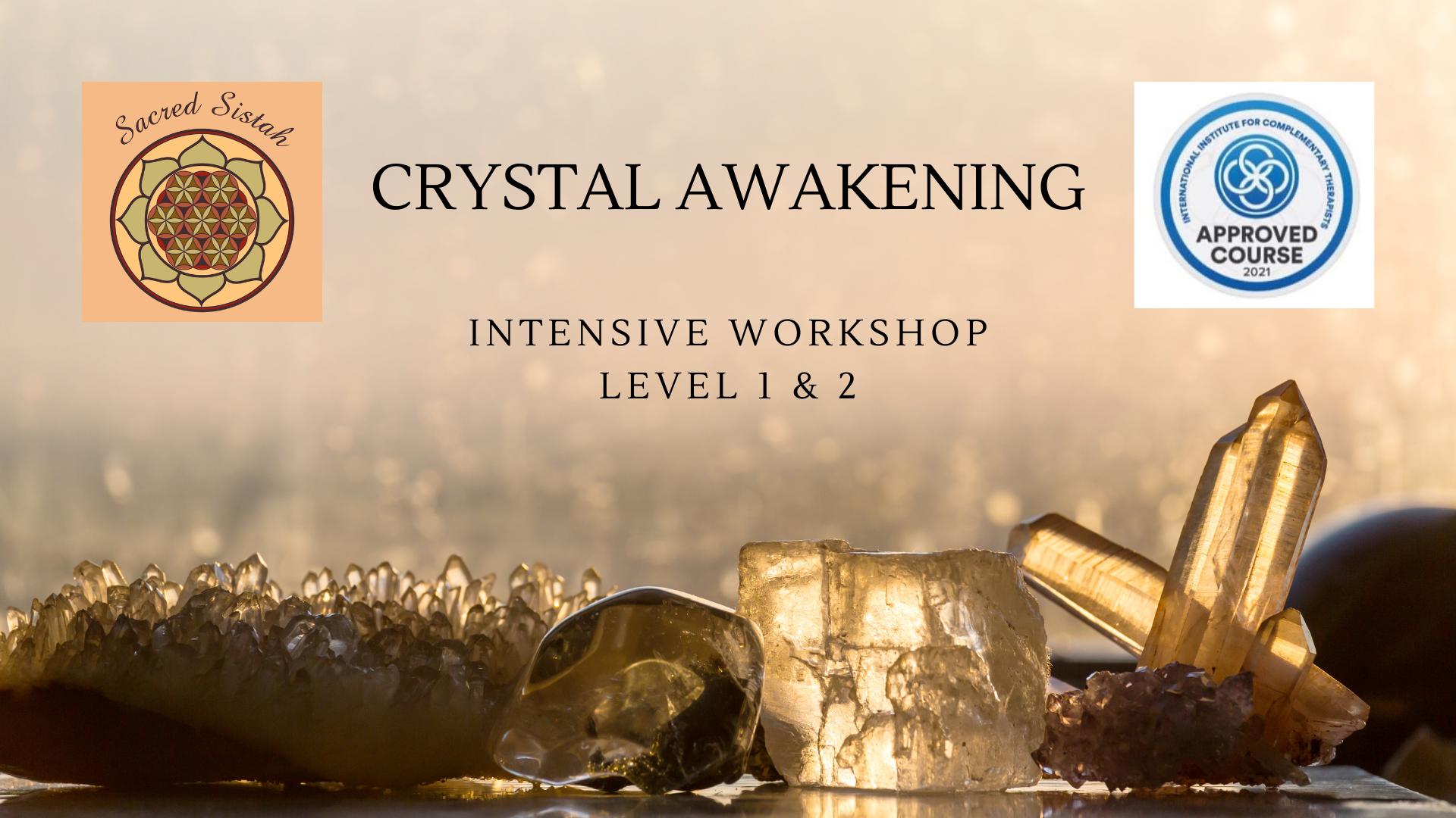 Crystal Awakening - (FOUNDATION ONLY)