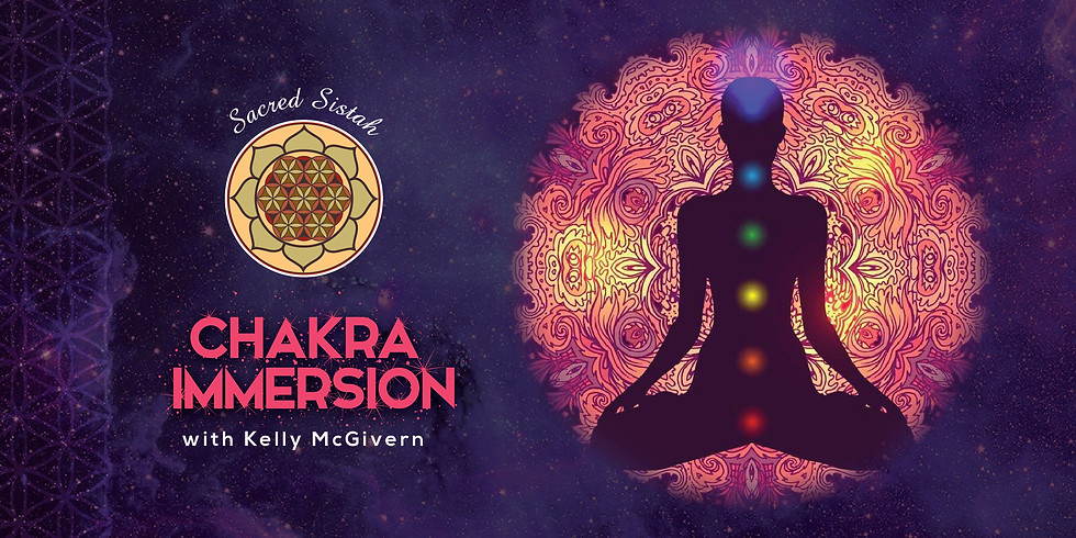 Chakra Immersion Workshop