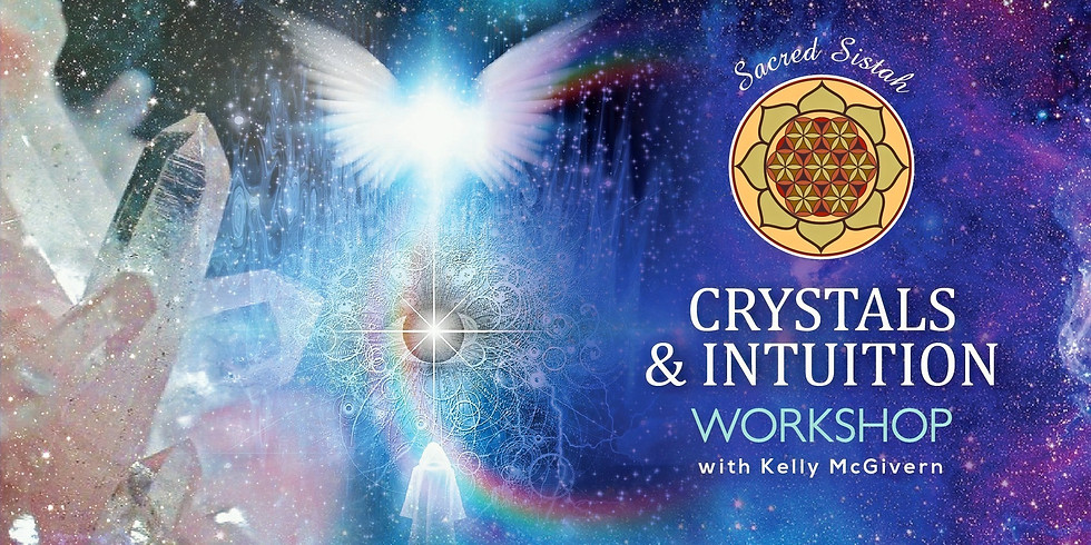 Crystals & Intuition Workshop