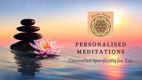 Personalised Meditation