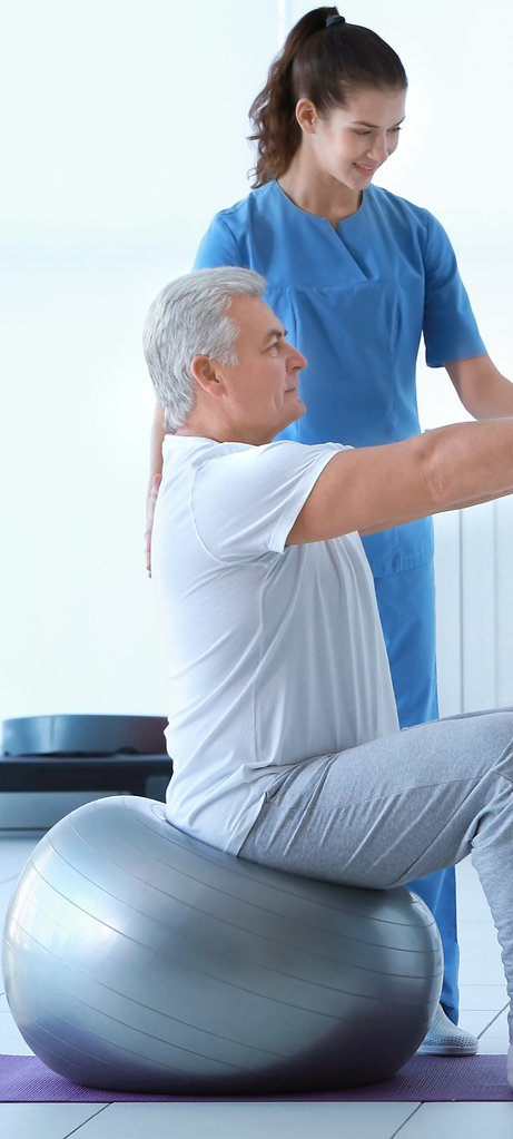 Beckenbodentherapie