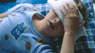 Jedes zehnte Kind hat Migräne