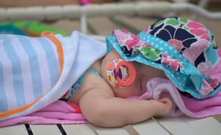 Sonnenbrand / Sonnenallergie Kindheit: Entscheidende Lebensphase, um Hautkrebs vorzubeugen