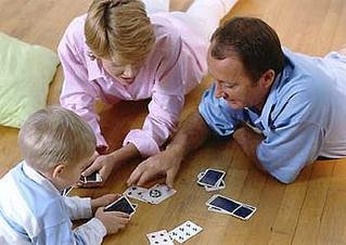 """Die Aufmerksamkeit von Kindern ist breit gestreut, während Erwachsene sich auf """"Wichtiges"""" konzentri"""