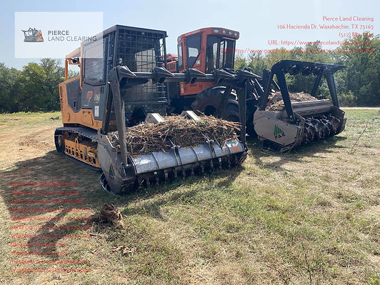 Pierce Land Clearing (Waxahachie) - 2.jp