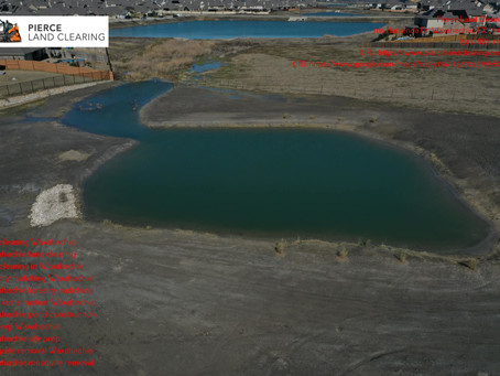 The Trend of Pond Construction in Waxahachie, Texas