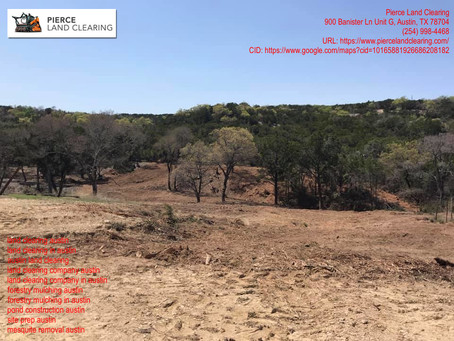 Why Land Clearing Companies in Austin, Texas Are Essential?