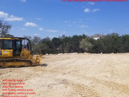 Austin, Texas The Top Tier Land Clearing Companies
