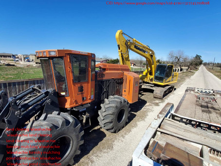 The Necessity of A Waxahachie, Texas Pond Construction