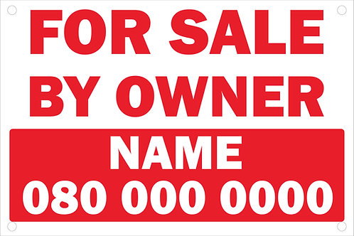Correx Private Sale Board Standard Layout