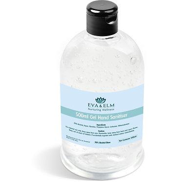 Hand Sanitiser  500ml (Gel)