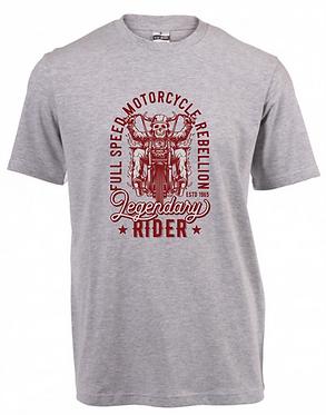 Platinum T-Shirt Legendary Rider