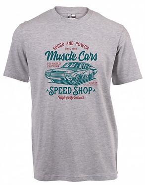 Platinum T-Shirt Muscle Cars