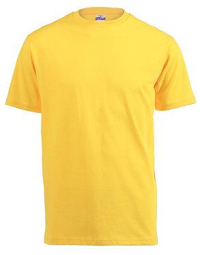 Heavyweight Crew Neck T-Shirt (Plain) Various Colours