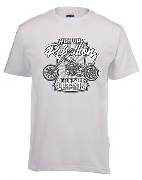 Platinum T-Shirt highway rebel
